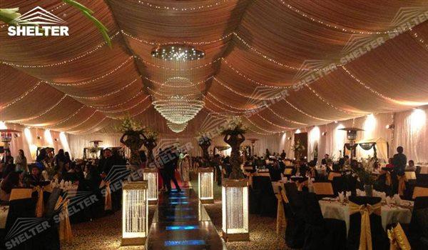 SHELTER Corturi - corturi de nunta de vanzare Mari Corturi pentru Nunti - Corturi Nunta de Vanzare - Drapaje Corturi - Cort Nunta Pret -1