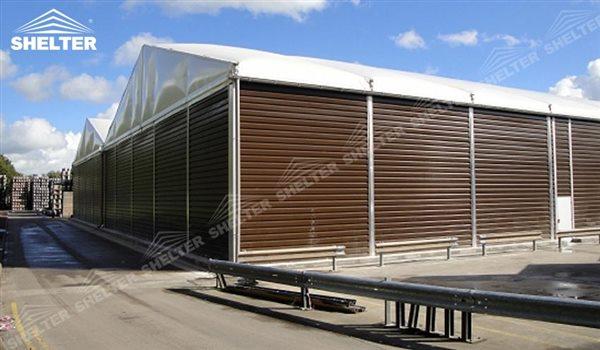 cort industrial second hand corturi industriale - cort industrial - corturi industriale de vanzare- corturi industriale second hand - Shelter Corturi -35