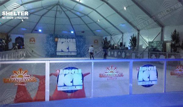SHELTER patinoar acoperitTerenuri de Sport - Cort de Tenis- Teren Fotbal Acoperit- Corturi pentru Evenimente Sportive - Cort Patinoar - Bazin Inot Bucuresti -17