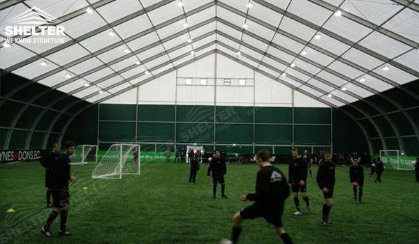 SHELTER Terenuri de Sport - Cort de Tenis- Teren Fotbal Acoperit- Corturi pentru Evenimente Sportive - Cort Patinoar - Bazin Inot Bucuresti -8
