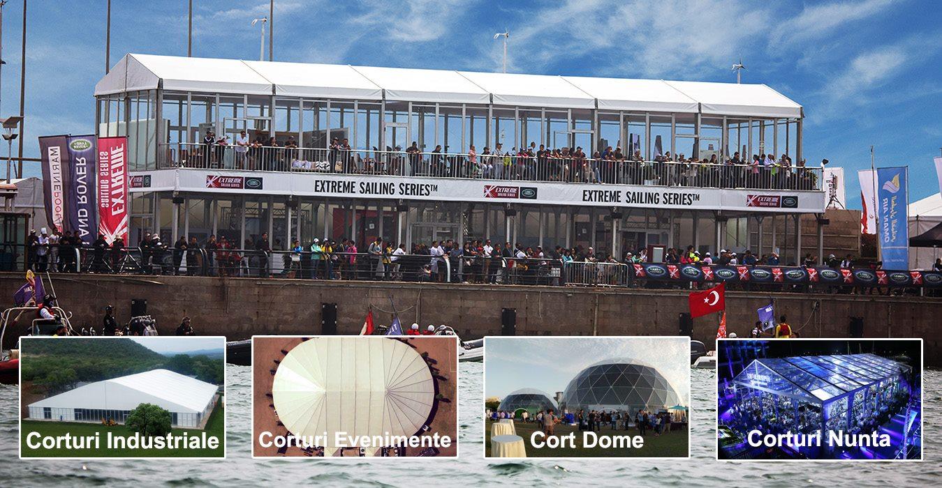 SHELTER Corturi – Corturi Nunta – Cort Dome– Corturi Evenimente– Corturi Industriale-1