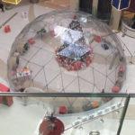 SHELTER Cort de partid - Nunta curte - idee pentru petrecerea în aer liber