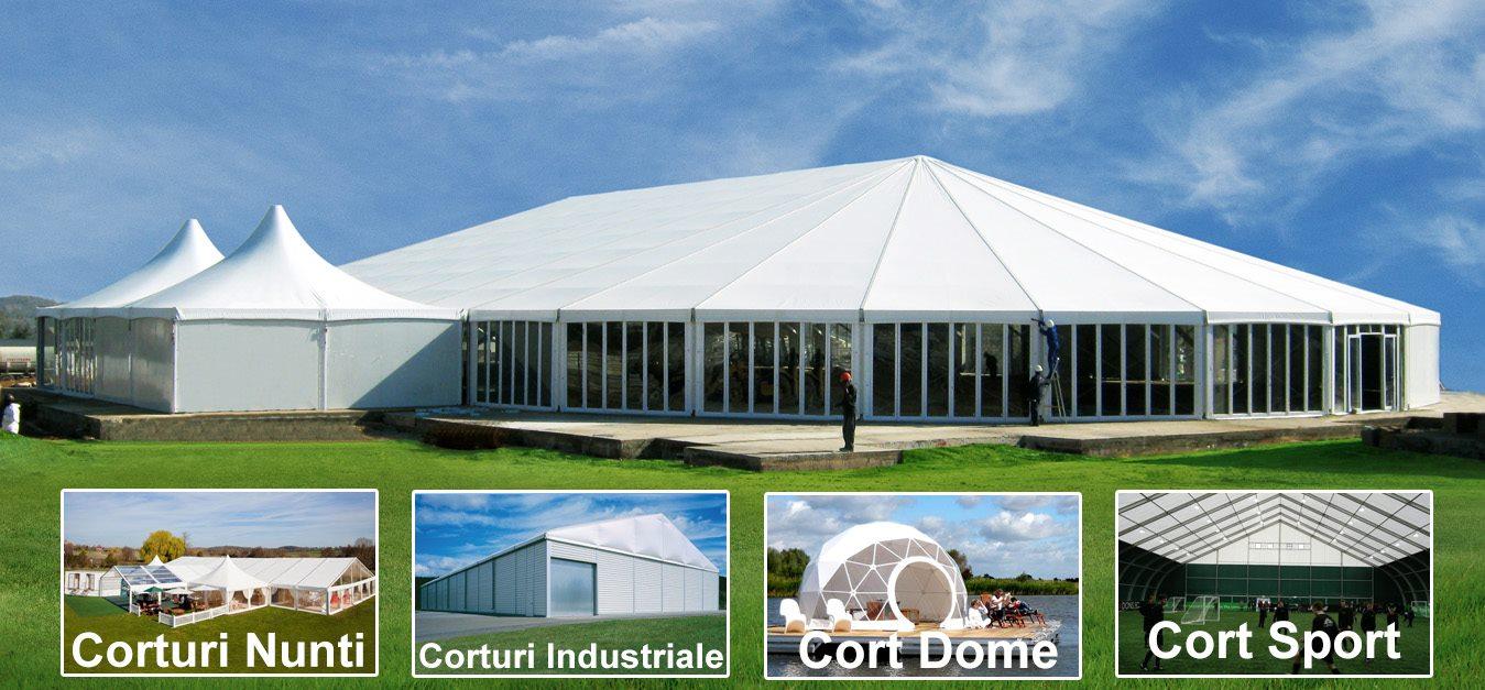 Shelter corturi nunti – corturi evenimente de vanzare – cort industriale second hand-2