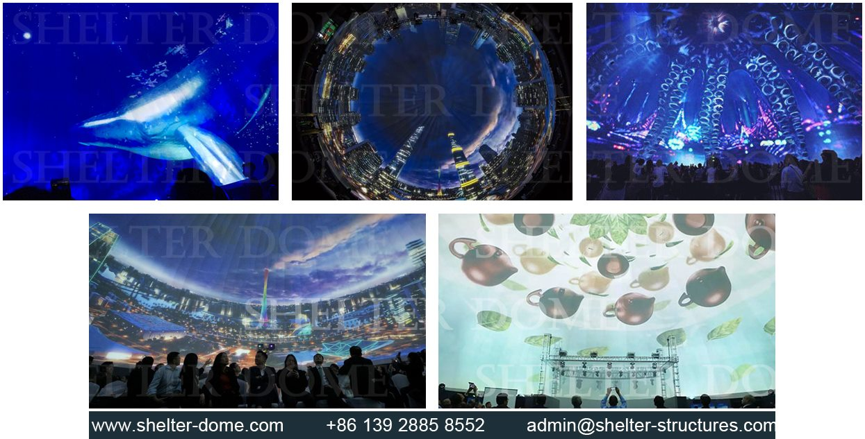 Proiecția Dome - Geodezice Dome Cort Vânzare în România -2