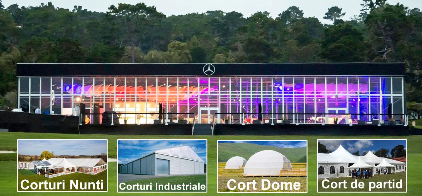 Shelter corturi nunti - corturi evenimente de vanzare - cort industriale second hand-3
