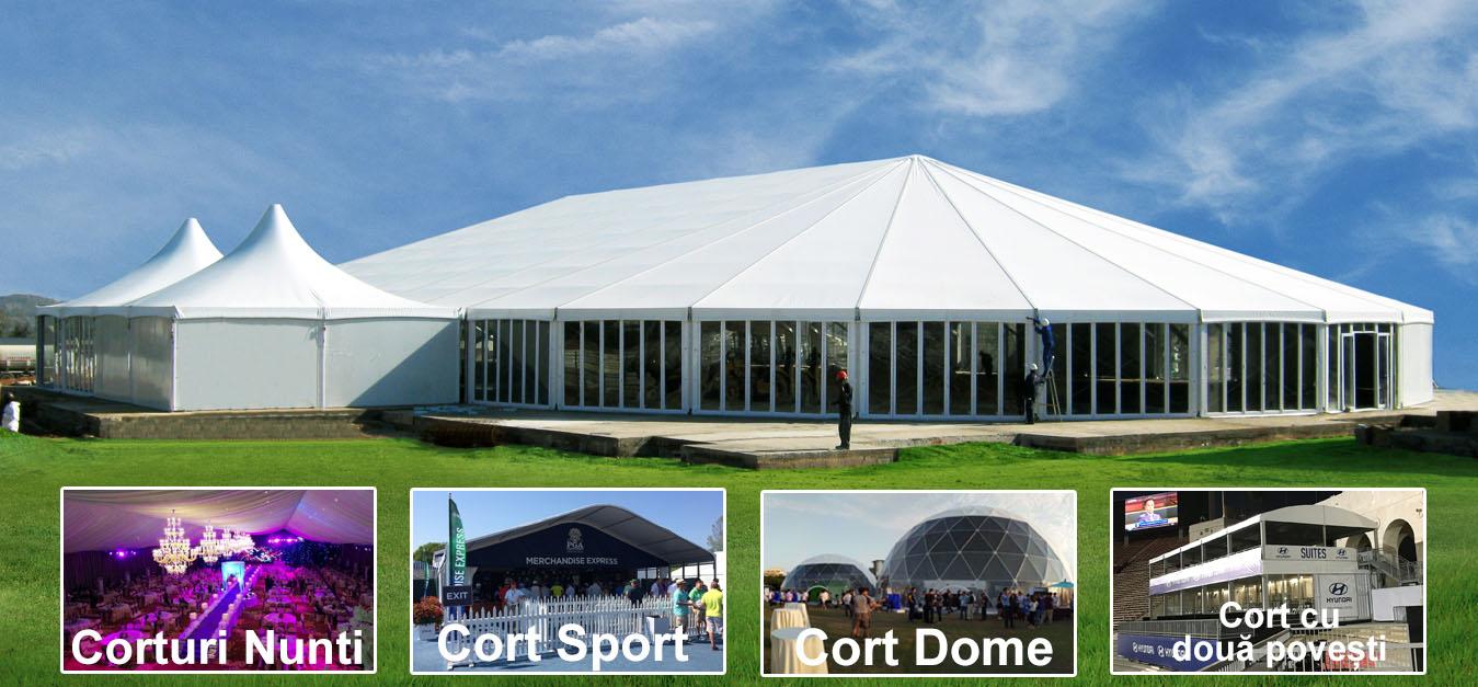 Shelter corturi nunti - corturi evenimente de vanzare - cort industriale second hand-4