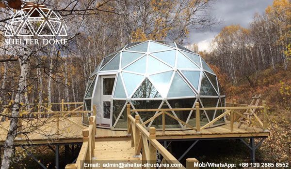6m eco dom - casa geodezica - igloo conservatories  (1)