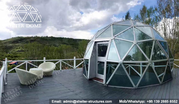 6m eco dom - casa geodezica - igloo conservatories  (2)