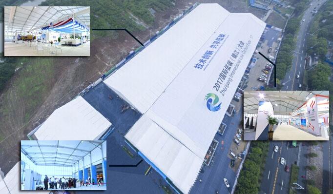 Shelter 20000mp corturi pentru targuri - cort expozitional - corturi pentru expozitii-2