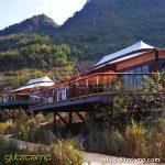 casa de locuit în camping - glamping lodge design cort