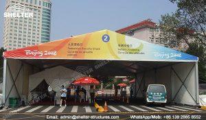 Cort de sport pentru Jocurile Olimpice - Cort de ospitalitate pentru corturi (2)