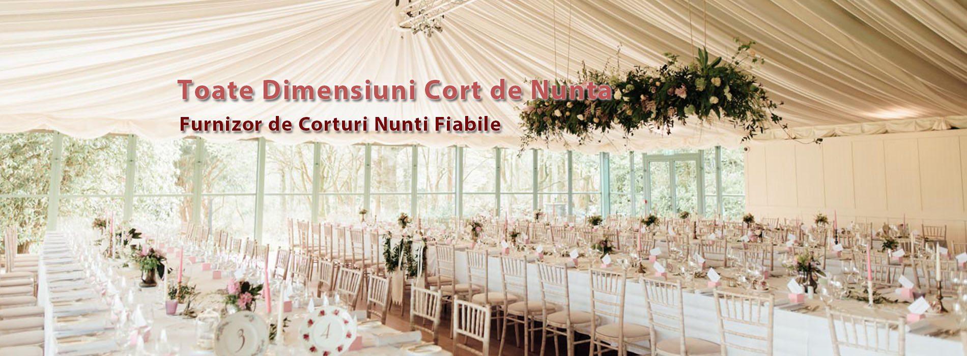 SHELTER Corturi – Corturi pentru Nunti – Corturi Nunta de Vanzare – Drapaje Corturi– Cort Nunta Pret 2