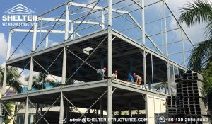 shelter-triple-decker-structure-3-level-hospitality-tent