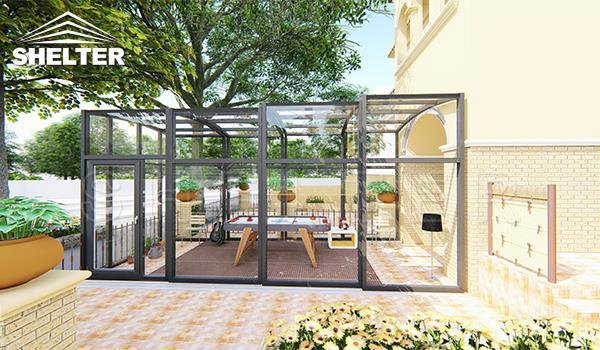 Terase inchise-Acoperiri terase-Sere/ Wintergarten